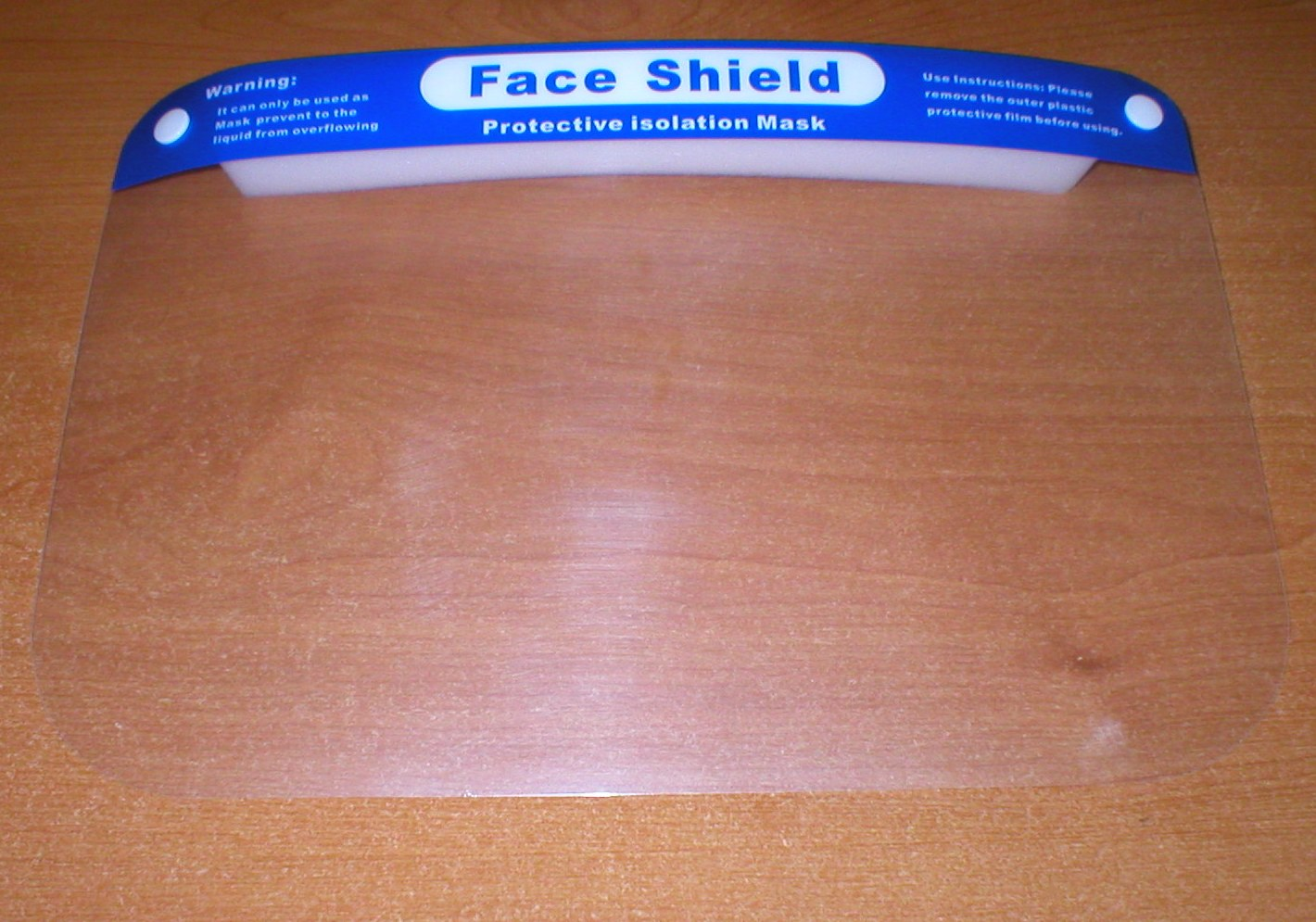 Face Shield from China